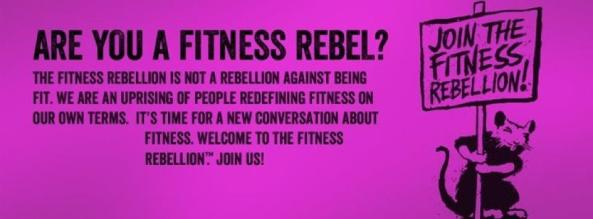 click on the banner for more information on the Fitness Rebellion!