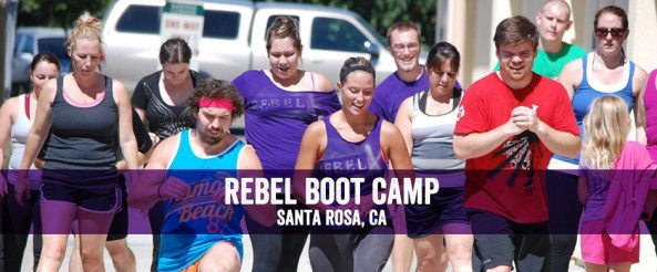 Rebel Boot Camp