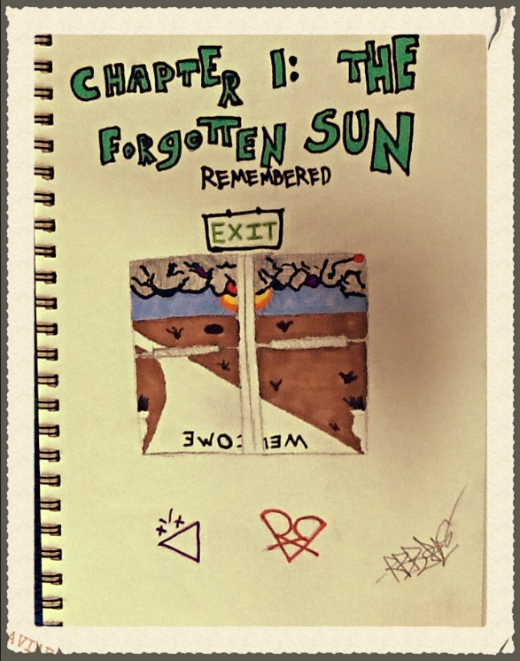 Chapter 1 - The Forgotten Sun Remembered