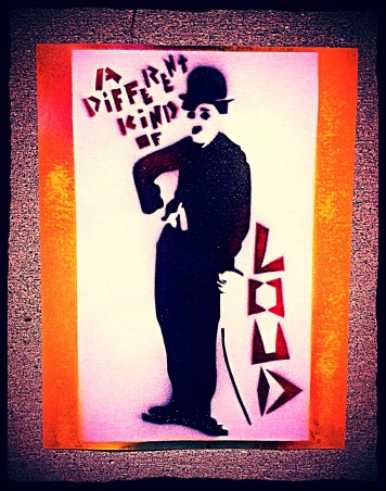 Chaplin Rebel