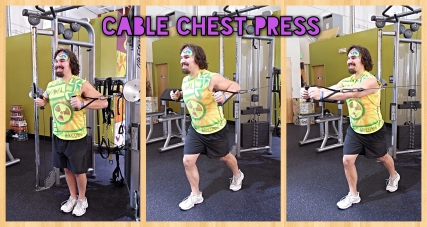 Cable Chest Press