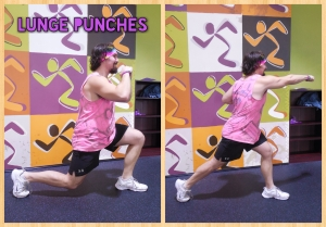 Lunge Punches