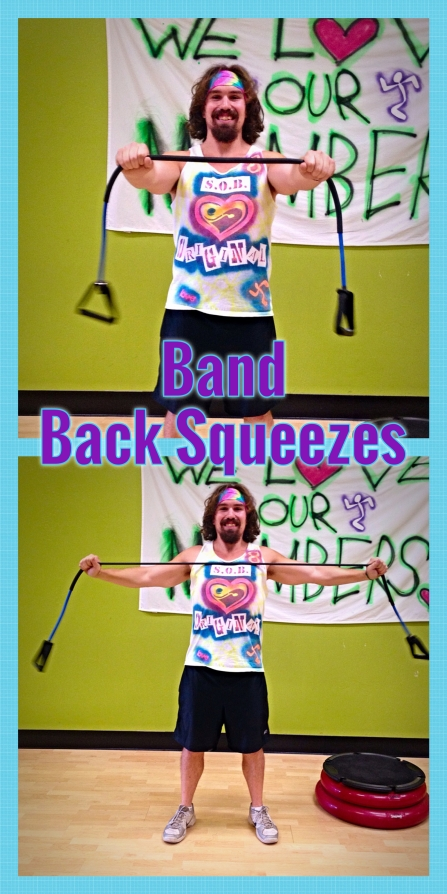 Band Back Squeezes