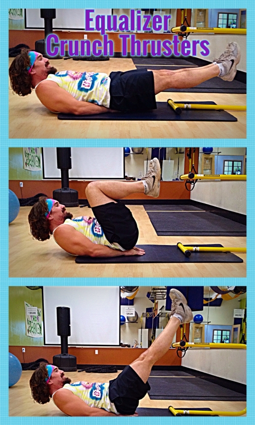 Equalizer Crunch Thrusters